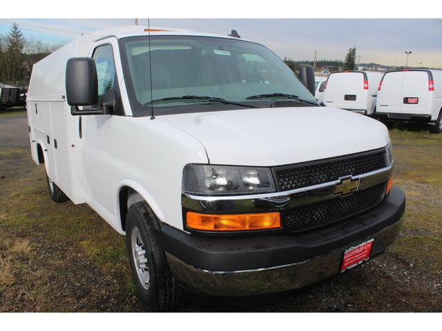 2018 Express 3500, Knapheide Service Utility Van #F41488 - photo 6