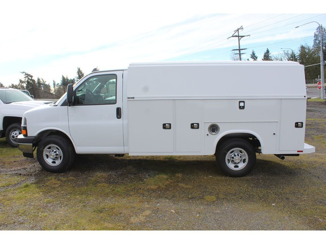 2018 Express 3500, Knapheide Service Utility Van #F41488 - photo 7