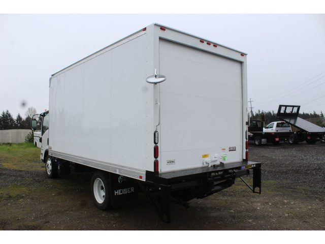 2017 LCF 5500HD Regular Cab 4x2,  Supreme Signature Van Dry Freight #F41504 - photo 2