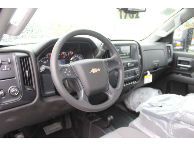 2018 Silverado 3500 Regular Cab DRW 4x4, Knapheide Platform Body #F41581 - photo 13