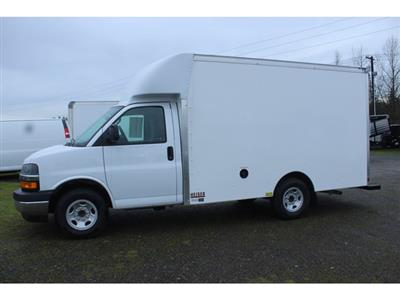 2019 Express 3500 4x2,  Supreme Spartan Cargo Cutaway Van #F42109 - photo 3