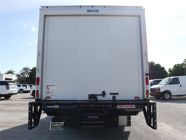 2020 Chevrolet LCF 3500 Regular Cab 4x2, Knapheide Dry Freight #C201229 - photo 1