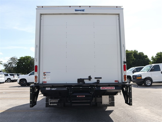 2020 Chevrolet LCF 3500 Regular Cab 4x2, Knapheide Dry Freight #C201230 - photo 1