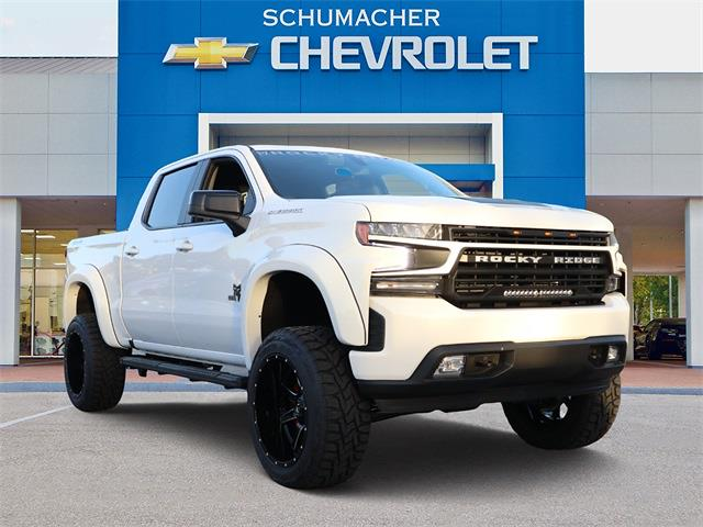 2021 Chevrolet Silverado 1500 Crew Cab 4x4, Rocky Ridge Pickup #C210592 - photo 1