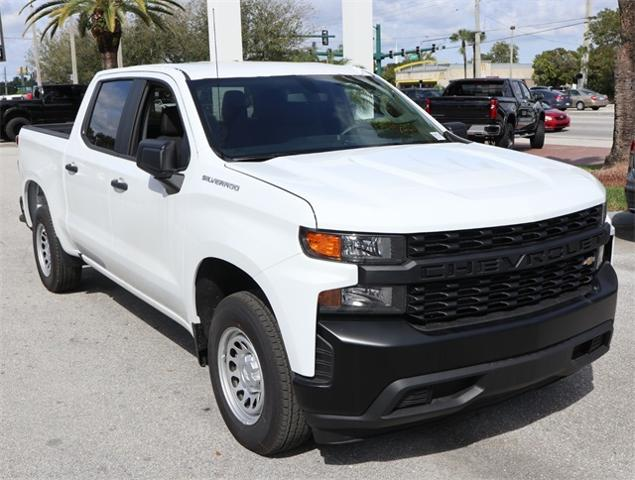 2019 Silverado 1500 Crew Cab 4x2,  Pickup #C920749 - photo 1