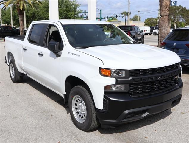 2019 Silverado 1500 Crew Cab 4x2,  Pickup #C920836 - photo 1