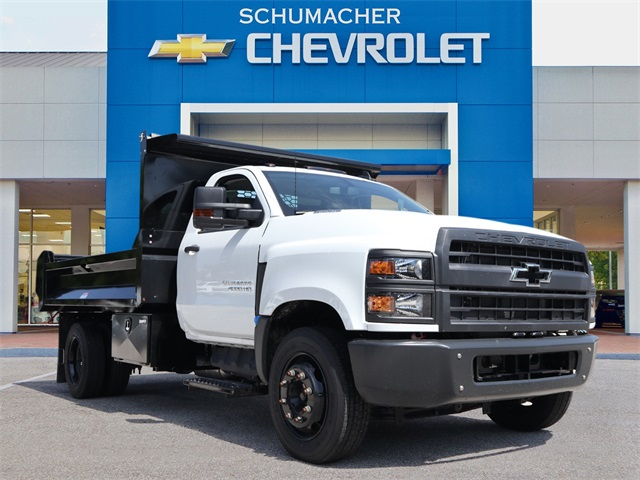 2019 Chevrolet Silverado 4500 Regular Cab DRW 4x2, Knapheide Dump Body #C921673 - photo 1