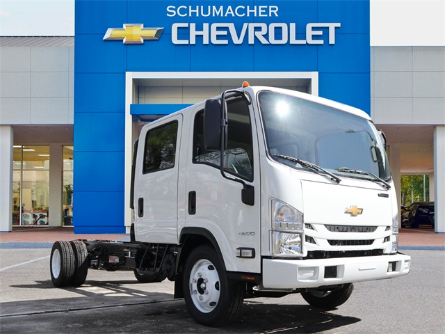 2019 Chevrolet LCF 4500 Crew Cab 4x2, Cab Chassis #C921751 - photo 1
