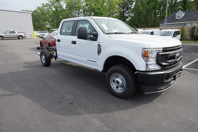 2021 Ford F-250 Crew Cab 4x4, Cab Chassis #F115370 - photo 1