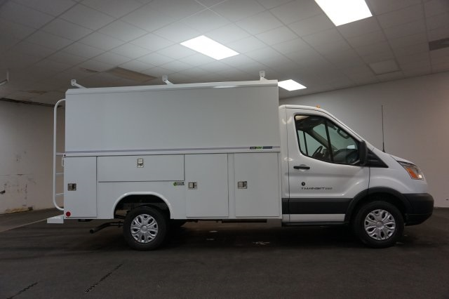 2017 Transit 250 Low Roof, Reading Service Utility Van #F736670 - photo 12