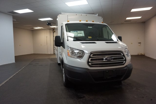 2017 Transit 250 Low Roof, Reading Service Utility Van #F736670 - photo 3