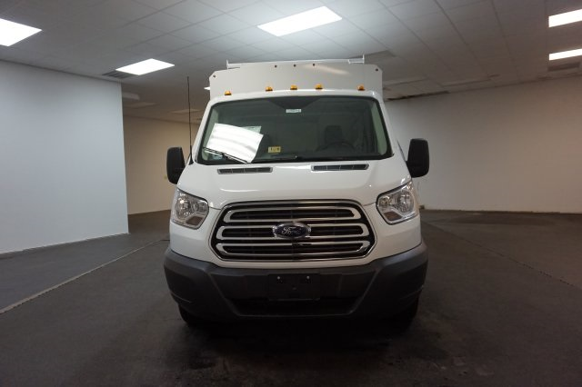 2017 Transit 250 Low Roof, Reading Service Utility Van #F736670 - photo 4