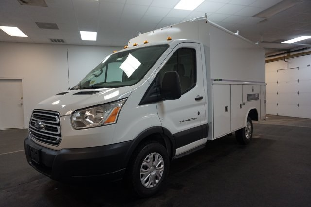 2017 Transit 250 Low Roof, Reading Service Utility Van #F736670 - photo 6