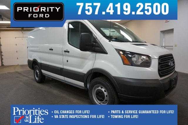 2017 Transit 250 Low Roof 4x2,  Empty Cargo Van #F738830 - photo 1