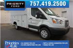 2017 Transit 250 Low Roof, Reading Service Utility Van #F743580 - photo 1