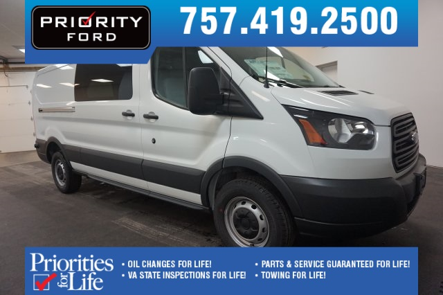 2017 Transit 250 Low Roof 4x2,  Empty Cargo Van #F746380 - photo 1