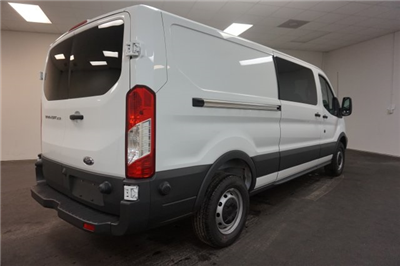 2017 Transit 250 Low Roof 4x2,  Empty Cargo Van #F746380 - photo 12