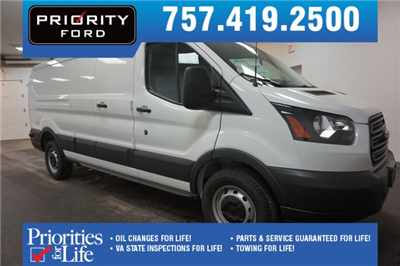 2017 Transit 250 Low Roof 4x2,  Empty Cargo Van #F749220 - photo 1