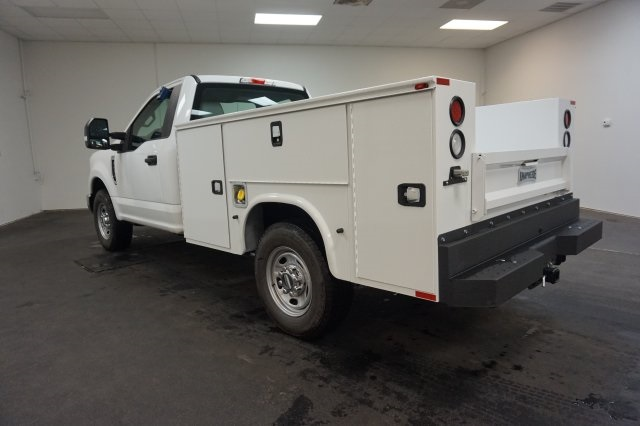 2017 F-250 Regular Cab 4x2,  Service Body #F751630 - photo 8