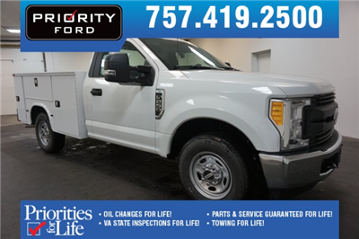 2017 F-250 Regular Cab,  Service Body #F751630 - photo 1