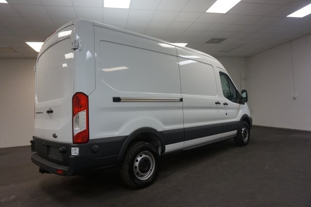 2017 Transit 250 Med Roof 4x2,  Empty Cargo Van #F763180 - photo 12