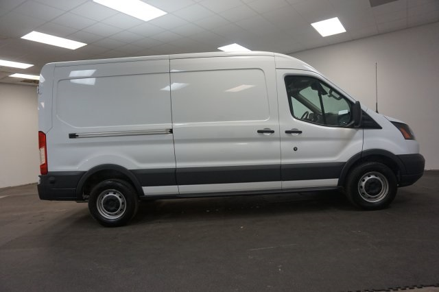 2017 Transit 250 Med Roof 4x2,  Empty Cargo Van #F763180 - photo 13