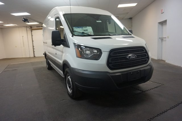 2017 Transit 250 Med Roof 4x2,  Empty Cargo Van #F763180 - photo 3
