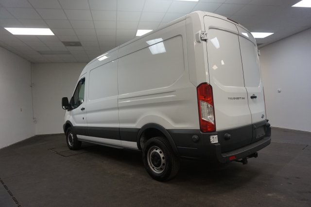 2017 Transit 250 Med Roof 4x2,  Empty Cargo Van #F763180 - photo 8