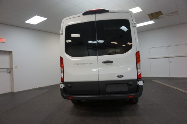 2018 Transit 250 Med Roof 4x2,  Empty Cargo Van #F847830 - photo 11