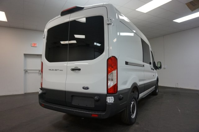 2018 Transit 250 Med Roof 4x2,  Empty Cargo Van #F847830 - photo 12