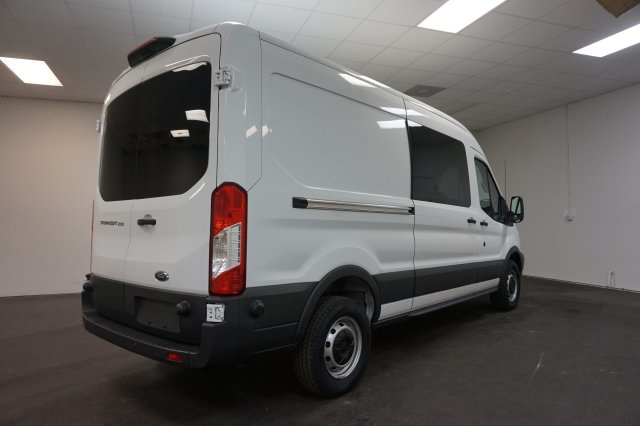 2018 Transit 250 Med Roof 4x2,  Empty Cargo Van #F847830 - photo 3