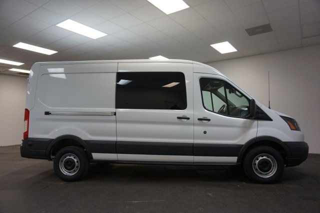 2018 Transit 250 Med Roof 4x2,  Empty Cargo Van #F847830 - photo 13