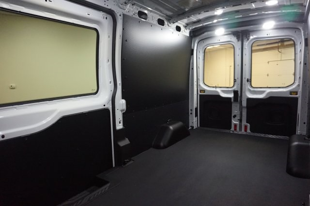 2018 Transit 250 Med Roof 4x2,  Empty Cargo Van #F847830 - photo 19