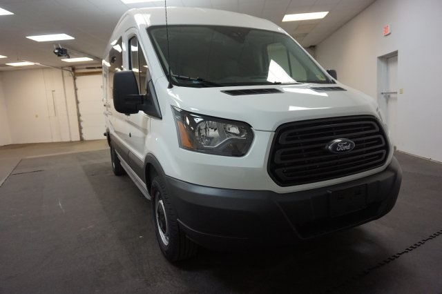 2018 Transit 250 Med Roof 4x2,  Empty Cargo Van #F847830 - photo 4