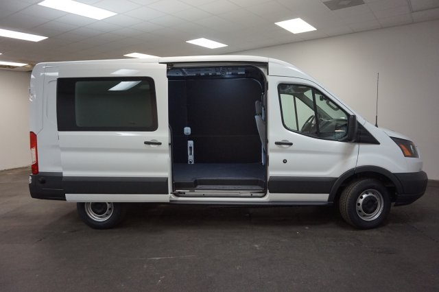 2018 Transit 250 Med Roof 4x2,  Empty Cargo Van #F847830 - photo 33