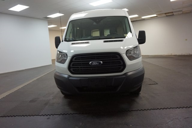 2018 Transit 250 Med Roof 4x2,  Empty Cargo Van #F847830 - photo 5