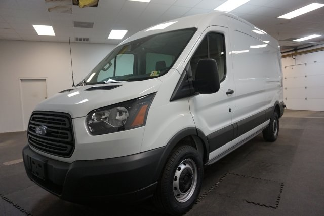 2018 Transit 250 Med Roof 4x2,  Empty Cargo Van #F847830 - photo 7