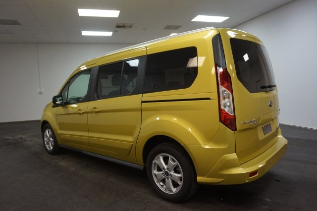 2018 Transit Connect 4x2,  Passenger Wagon #F848520 - photo 8