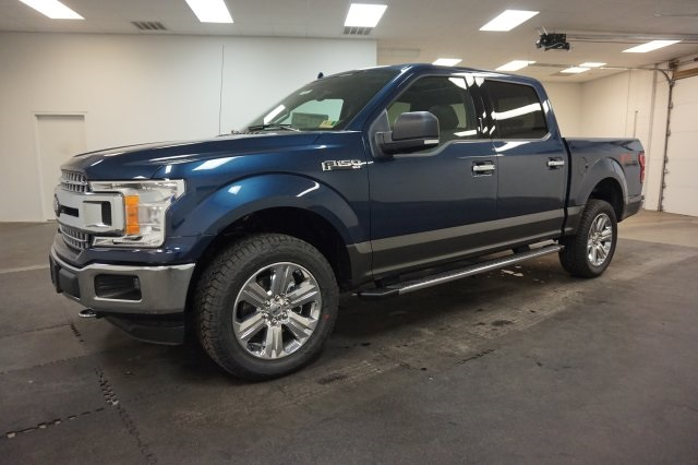 2018 F-150 SuperCrew Cab 4x4,  Pickup #F850630 - photo 6