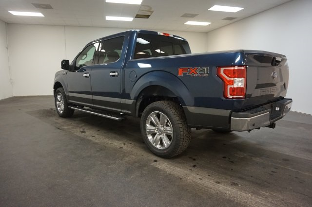 2018 F-150 SuperCrew Cab 4x4,  Pickup #F850630 - photo 8