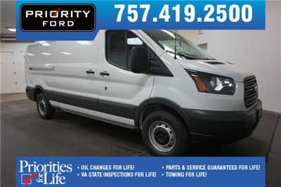 2018 Transit 150 Low Roof,  Empty Cargo Van #F850660 - photo 1