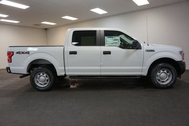 2018 F-150 SuperCrew Cab 4x4,  Pickup #F851040 - photo 12