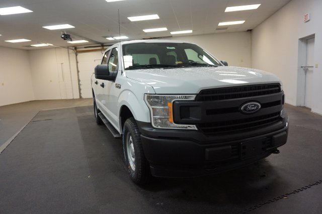 2018 F-150 SuperCrew Cab 4x4,  Pickup #F851040 - photo 3