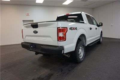2018 F-150 SuperCrew Cab 4x4,  Pickup #F851040 - photo 11