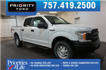 2018 F-150 SuperCrew Cab 4x4,  Pickup #F851040 - photo 1