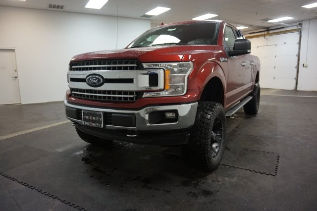 2018 F-150 SuperCrew Cab 4x4,  Pickup #F852020 - photo 31