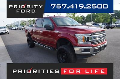 2018 F-150 SuperCrew Cab 4x4,  Pickup #F852020 - photo 1
