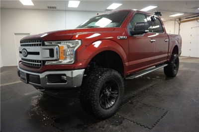 2018 F-150 SuperCrew Cab 4x4,  Pickup #F852020 - photo 32