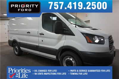 2018 Transit 150 Low Roof 4x2,  Empty Cargo Van #F852160 - photo 1