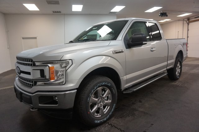 2018 F-150 Super Cab 4x4,  Pickup #F852780 - photo 6